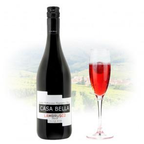Casa Bella Lambrusco Dolce Rosso | Manila Wine Philippines