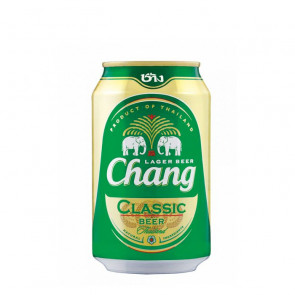 Chang Classic - 330ml (Can) | Thai Beer
