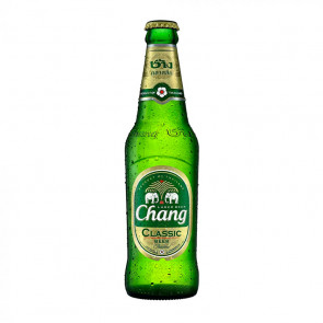 Chang Classic - 320ml (Bottle) | Thai Beer