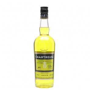 Chartreuse Yellow | French Liqueur