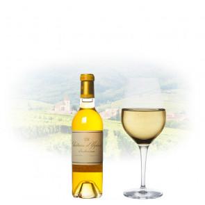 Chateau d'Yquem - Sauternes - 375ml (Half Bottle) | French White Wine