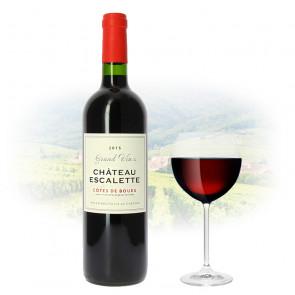 Chateau Escalette - Cotes de Bourg | French Red Wine