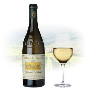 Chateau La Nerthe - Châteauneuf-du-Pape Blanc | French White Wine