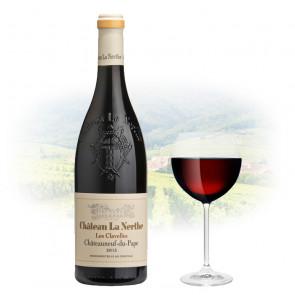 Chateau La Nerthe - Châteauneuf-du-Pape - Les Clavelles | French Red Wine