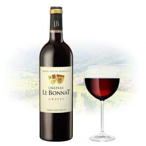 Château Le Bonnat - Graves Rouge | French Red Wine