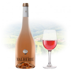 Chateau Malherbe - Cotes de Provence Rosé | French Pink Wine