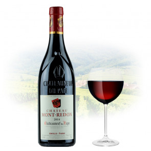 Château Mont-Redon - Châteauneuf-du-Pape - Rouge | French Red Wine