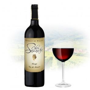 Skalli - Chez Samantha Rouge | French Red Wine