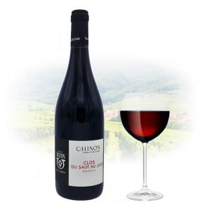 Domaine Dozon - Monopole Chinon 'Clos du Saut au Loup'   French Red Wine