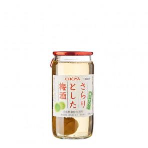 Choya Light With Fruit Inside - 160ml | Japanese Sake