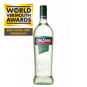 Cinzano Extra Dry Vermouth   Italian Liqueur