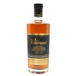 Clement - Select Barrel | French Carribean Rum