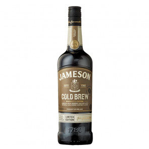 Jameson - Cold Brew - Limited Edition | Blended Irish Whiskey