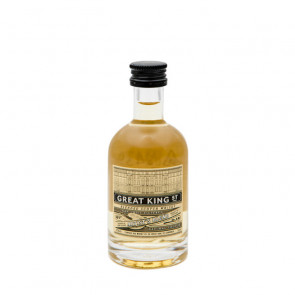 Compass Box Great King Street - Artist's Blend - 50ml Miniature | Blended Scotch Whisky