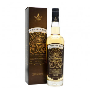 Compass Box - The Peat Monster | Blended Scotch Whisky