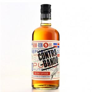 Contrabando - 5 Year Old Solera | Dominican Rum