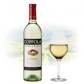 Francis Ford Coppola Rosso & Bianco Pinot Grigio 2015    Manila Wine Philippines