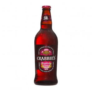Crabbie's Raspberry - 330ml (Bottle)   Scottish Beer