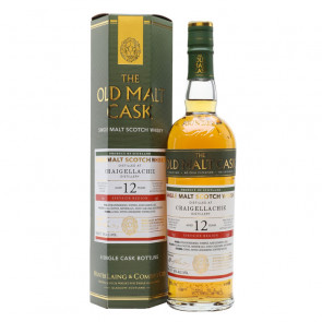 Craigellachie 12 Year Old - Old Malt Cask   Single Malt Scotch Whisky