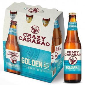 Crazy Carabao - Golden Ale - 330ml (Bottle) | Filipino Craft Beer