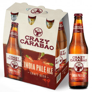 Crazy Carabao - India Pale Ale - 330ml (Bottle) | Filipino Craft Beer
