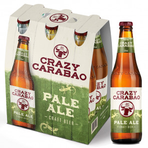 Crazy Carabao - Pale Ale - 330ml (Bottle) | Filipino Craft Beer