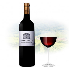 Chateau Dassault - Le D de Dassault - Saint-Emilion Grand Cru Classé | French Red Wine
