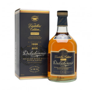 Dalwhinnie Distillers Edition Single Malt | Philippines Manila Whisky