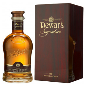 Dewar's Signature | Philippines Manila Whisky