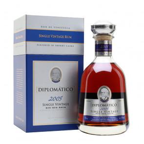 Diplomático Single Vintage 2005 | Venezuelan Rum Philippines Manila