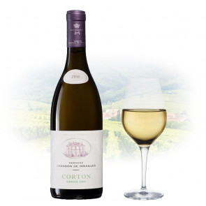 Domaine Chandon de Briailles - Corton Grand Cru Blanc | French White Wine