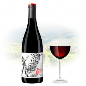 Gayda - Figure Libre - Cabernet Franc   French Red Wine