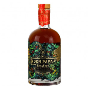 Don Papa Masskara Limited Edition | Filipino Rum