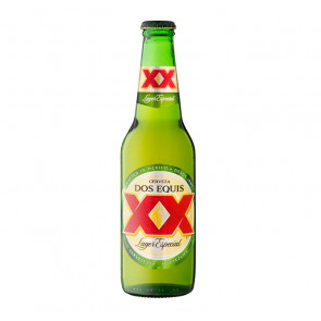 Dos Equis Lager Especial Beer - 330ml (Bottle) | Mexican Beer