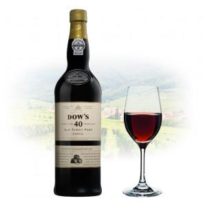 Dow's - 40 Year Old Tawny Port   Port Wine