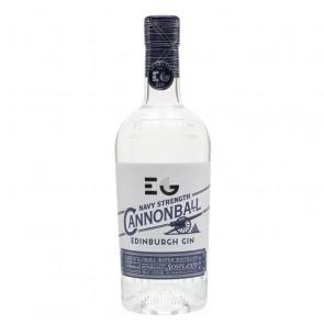 Edinburgh - Cannonball Navy Strength | Scottish Gin