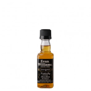 Evan Williams Black 5cl Miniature | Bourbon Whiskey
