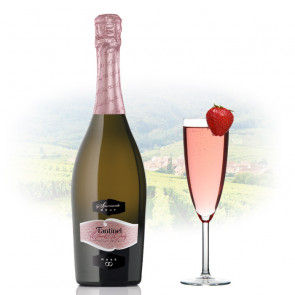 Fantinel One&Only Prosecco Rosé Vintage 2015 | Sparkling Wine