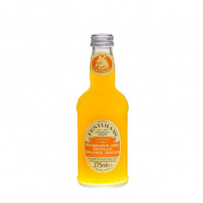 Fentimans Mandarin and Seville Orange - 275ml (Bottle)   Mixer