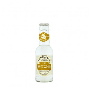 Fentimans Premium Indian Tonic - 125ml (Bottle) | Mixer