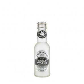 Fentimans Soda Water - 125ml (Bottle) | Mixer