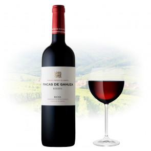Remirez De Ganuza - Fincas De Ganuza Reserva | Spanish Red Wine