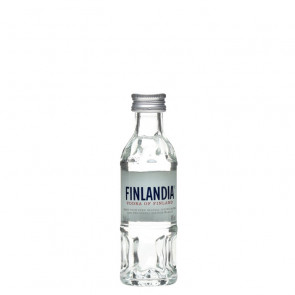 Finlandia 5cl Miniature | Finland Vodka