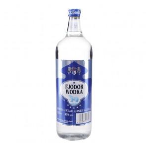 Fjodor Wodka 1L | Manila Philippines Vodka