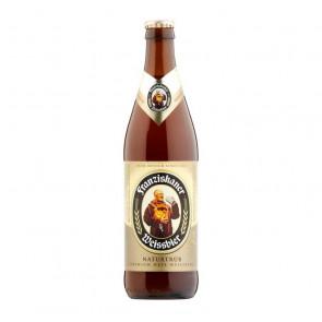 Franziskaner Light Wheat Beer - 500ml (Bottle)   German Beer