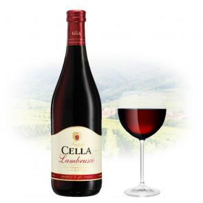 Fratelli Cella - Lambrusco dell'Emilia Rosso   Italian Red Wine