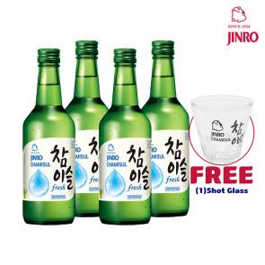 Jinro Chamisul - Fresh | Korean Soju