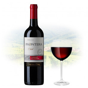 Frontera - Cabernet Sauvignon   Chilean Red Wine
