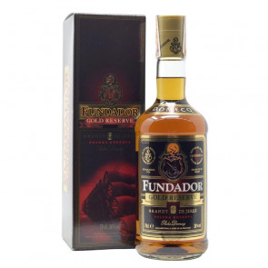 Fundador Gold Reserve - 700ml | Brandy de Jerez