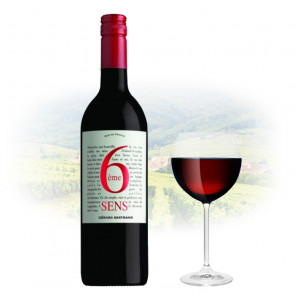 Gérard Bertrand - 6ème Sens Rouge   French Red Wine